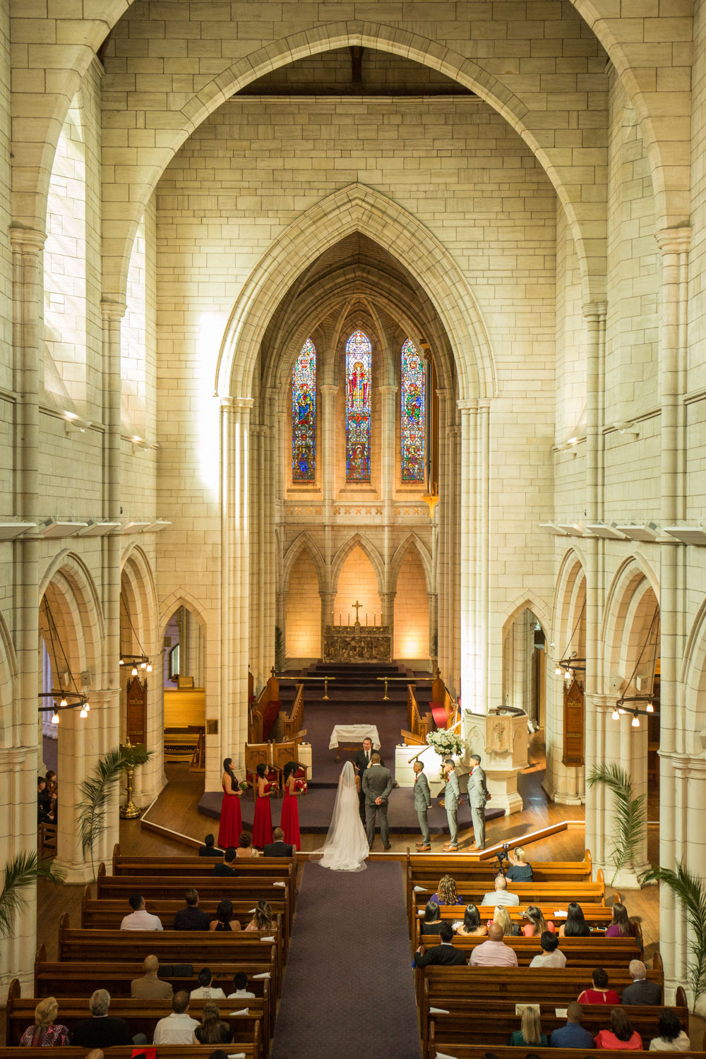 auckland wedding st matthew-in-the-city wedding venue