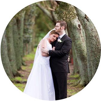 markovina vineyard wedding photo