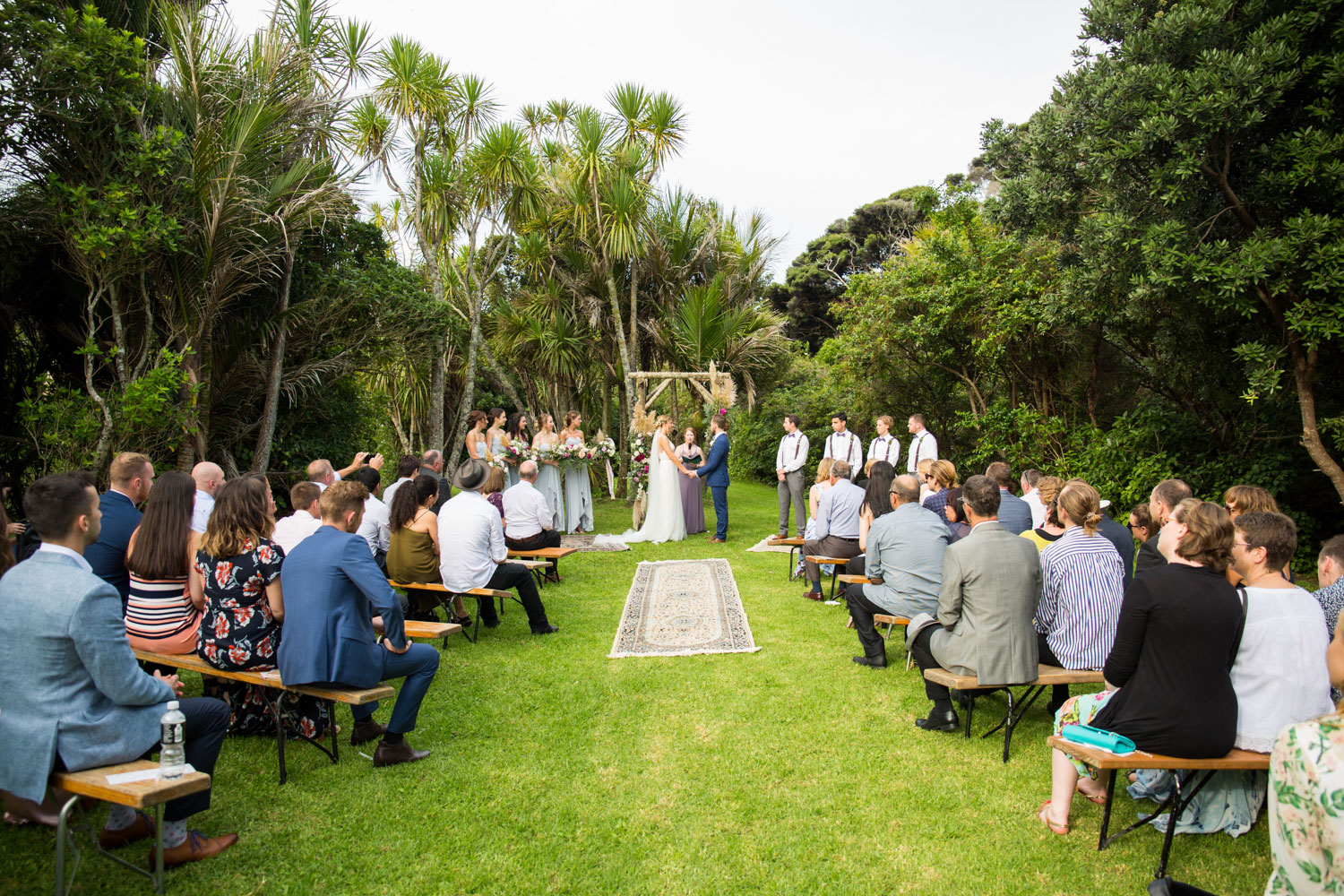 auckland wedding ceremony