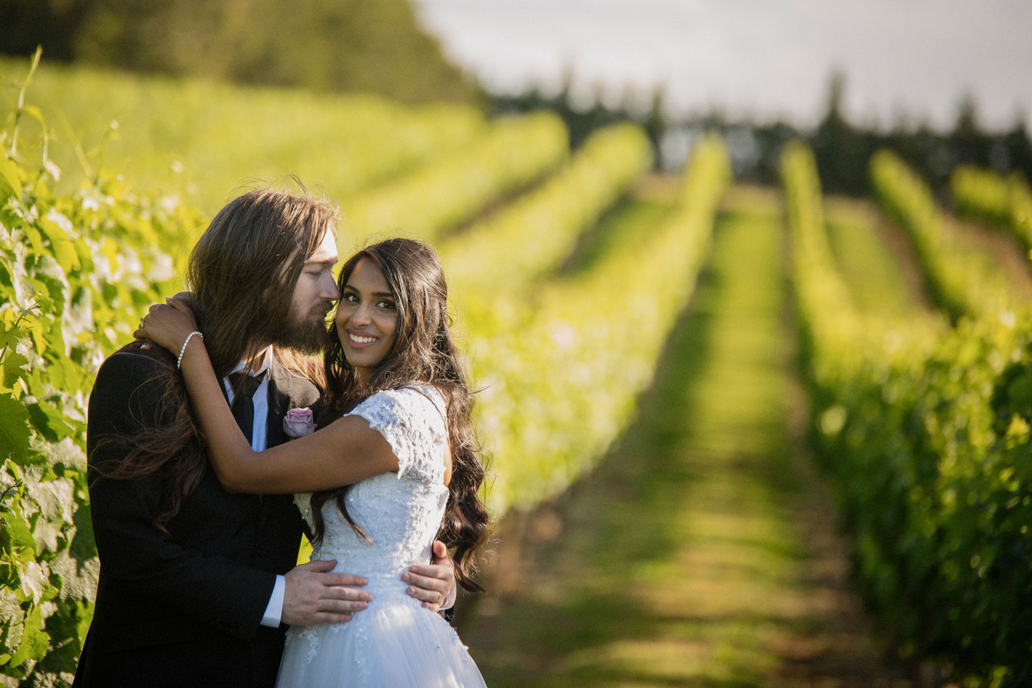 soljans winery kumeu wedding