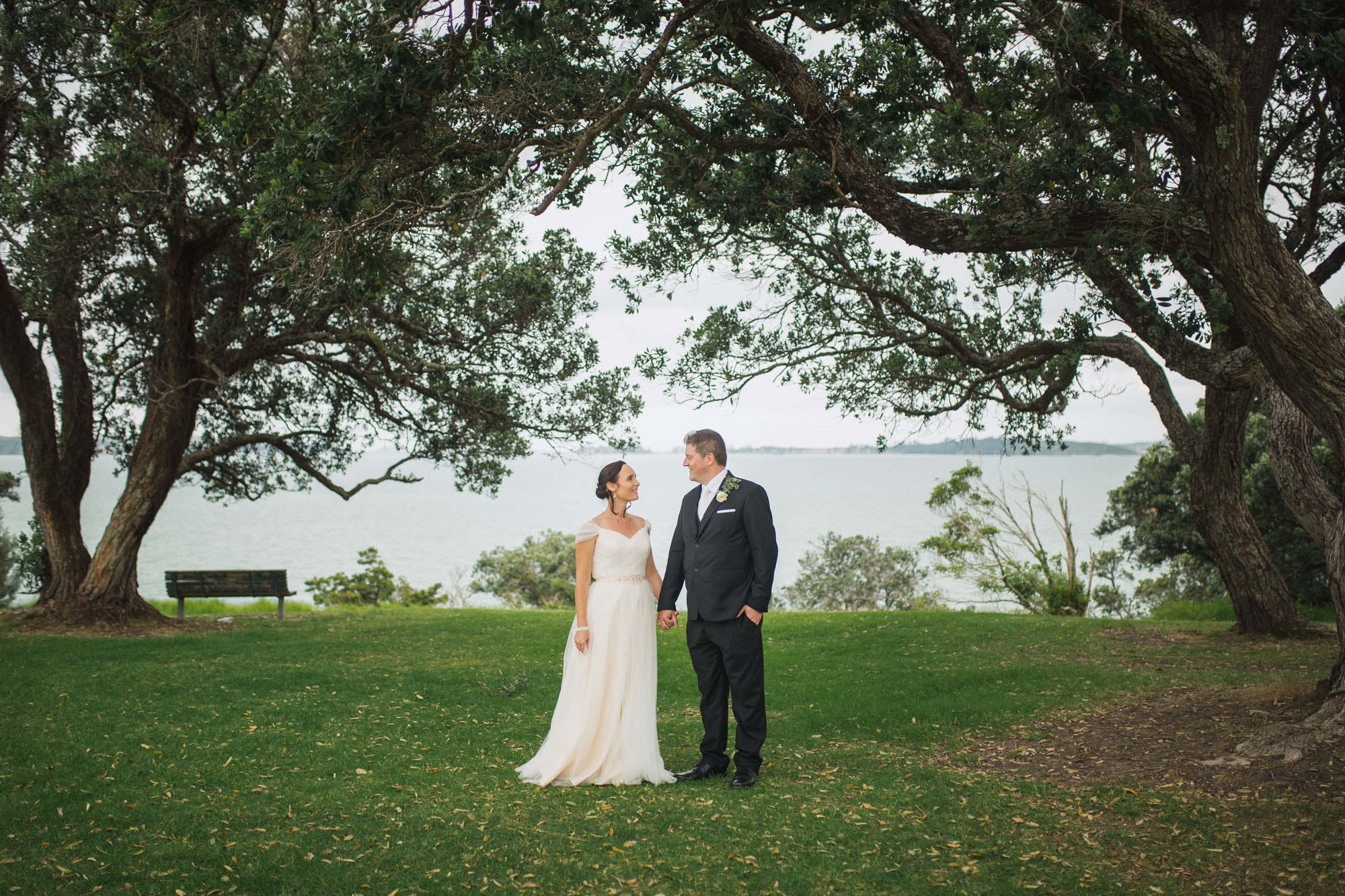musick point wedding photo