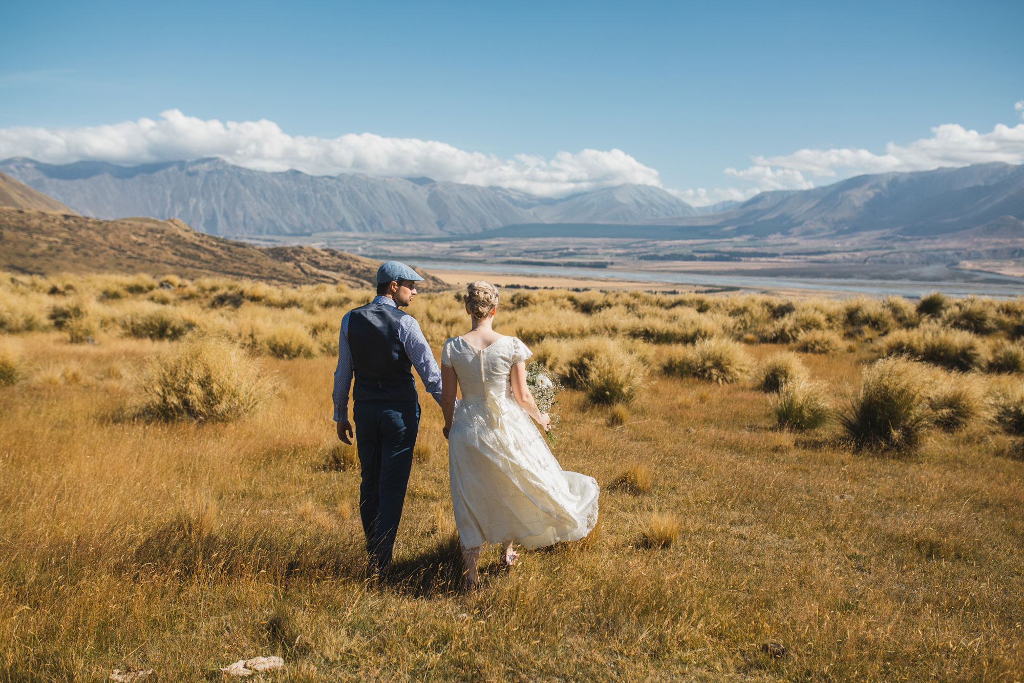 christchurch wedding photo