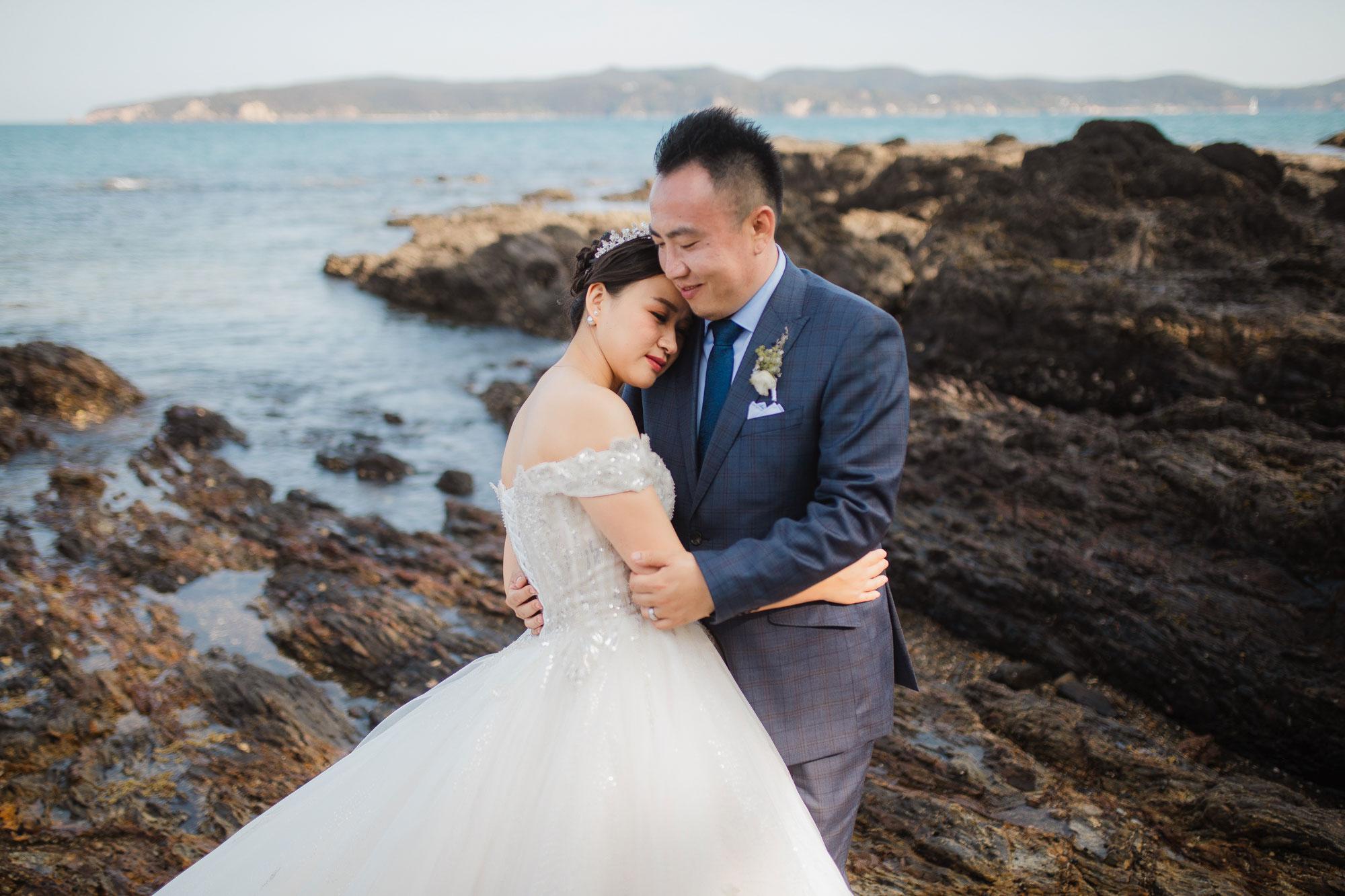 auckland chinese wedding photo